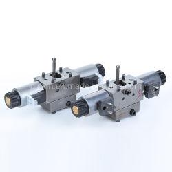 Valvola idraulica del PE dei pezzi di ricambio del rimontaggio della valvola di regolazione per il fornitore della pompa A4vg40