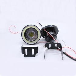 カーアクセサリ 30W LED 2.5 インチ 3inch 3.5 インチ COB フォグエンジェルアイライト