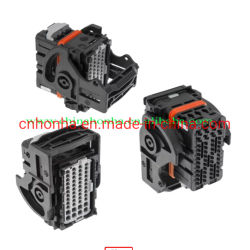 ECU 48 pinos fêmea Contral Central Automotivo conjuntos de conectores do chicote de fios do sistema 643201311 Kits com terminal de crimpagem