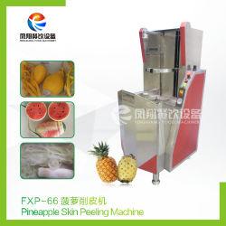 Processamento de frutos de abacaxi Coco Pumkin Automática Máquina de descamação da pele