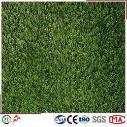 35mm Landschaftsgestaltungs-künstliches/synthetisches Gras/Rasen für Hinterhof-Garten-Dekoration
