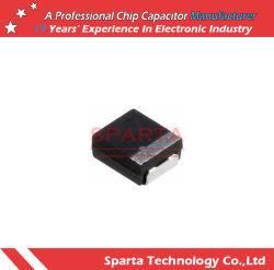 470UF 477 6.3V 10V 2924 7361 U SMD Chip statum بوليمر المكثف