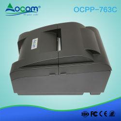 3'', cinta de opciones de recepción USB impresora matricial con cortador automático