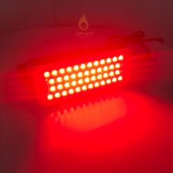 Im Freien Marineflut-Licht 100W landschaftsdekoration RGB-LED Rote/Grün-/der blauen Farben-energiesparende LED Flut-Lampe