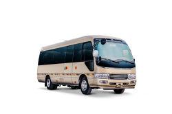 4L 205HP에 의하여 주문을 받아서 만들어지는 Toyota 연안 무역선 호화스러운 소형 버스