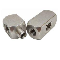 Custom Torno CNC de piezas de giro de los componentes mecánicos