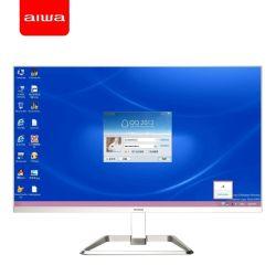 22L31 22インチの超細いFramelessの卓上コンピュータのパソコンのモニタ、完全なHD IPSのパネルLCD LED表示モニタ