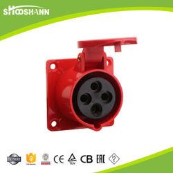 440V 16A 4p IP44 промышленный разъем и разъем