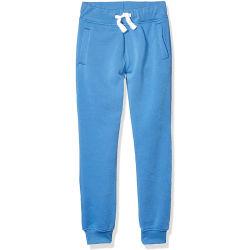Мальчиков большой активное базовое сшивания скобками флис брюки для детей одежду