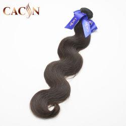 Virgem real de cabelo humano rabo-de-sintético de extensão para as mulheres negras