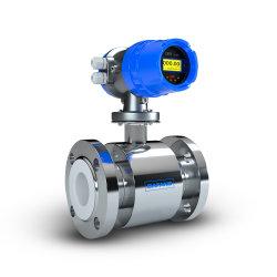 Dn10-1000мм цифровой интерфейс RS485 Modbus жидкость канализационные воды навозной жижи электромагнитные расходомер