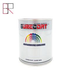 Fabricante de color rojo brillante Resistente Auto Retoque pintura