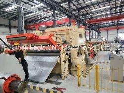 自動およびハイエンド製品は長さラインに切られたアルミニウムシートのステンレス鋼のコイルに電流を通した