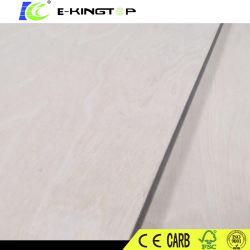 Qualidade elevada Lvb 12mm Branco branqueada choupo Madeira contraplacada de mobiliário