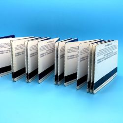MIFAREのUltralightペーパー切符のカードのブランクスマートなRFIDのカード