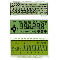 에너지는 전류계 전기 미터 LCD 디스플레이를 미터로 잰다