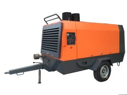 Se utiliza para taladrar un orificio Diesel portátil el compresor de aire