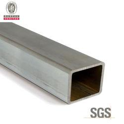 Tubo d'acciaio galvanizzato/tubo rettangolare del TUFFO caldo/quadrato della costruzione/sezione vuota/Shs del quadrato
