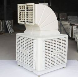 dispositivo di raffreddamento di aria evaporativo del dispositivo di raffreddamento della palude del condizionatore d'aria di 50000CMH Yuanbohua