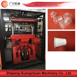 PP Plastic Cup Thermothing Machine