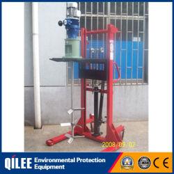 Traitement des eaux usées industrielles Liquid Mix Agitateur vertical