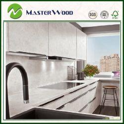 Les petites idées modernes PVC Conseil conception des armoires de cuisine Meubles de cuisine