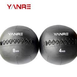 Venta caliente Eco friendly el equipo de levantamiento de pesas Gym Fitness Herramientas Set de bolas de la pared de la medicina suave