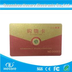 L'impression CMJN MHz ISO15693 13.56i Code Sli Carte à puce sans contact