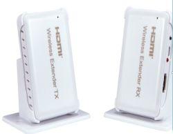 IIR이 적용된 핫 셀링 Powerline HDMI Extender 30m 무선 CAT5e 또는 CAT6 전송