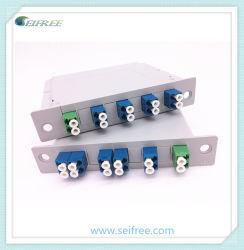 8CH CWDM Type OEM Connecteur LC pour système de surveillance CWDM