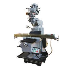 CNCの自動金属のユニバーサル水平および縦のタレットのフライス盤