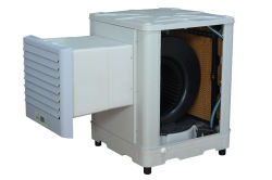 De Koeler van de Lucht van de Airconditioner van het Venster van CY-Wsc Turkije Met Luchtstroom 5000m3/H