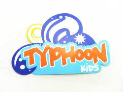 خشب جميلة الأطفال علامات قطع منتجات الأطفال المخصصة (OW-645)