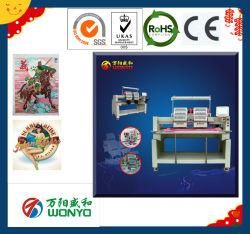 Hot Sale informatisée à haute vitesse Cap/hat/Textile Embroidery Machine
