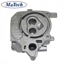 moulage d'aluminium simple ou double moteur diesel de vérin de pièces de rechange