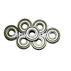 Partes de bicicletas de aço cromado sulco profundo o rolamento de esferas (6801/61801 RS ZZ)