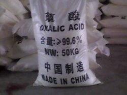 Белый порошок 99,6% Щавелевая кислота для промышленности класса