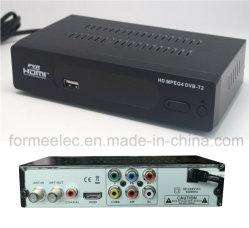 TV Set Top Box STB FTA DVB T HD DVB T2
