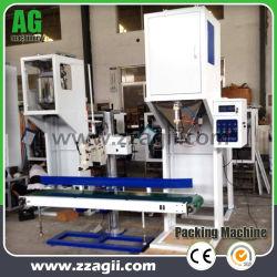 Bolsa de coser máquinas de llenado automático de la maquinaria de embalaje