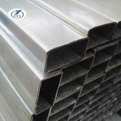 في المخزون مصنع تيانجين سعر Q235 لحام الأنابيب الملحومة القلاص سعر الصلب الكربوني الأنابيب لكل طن
