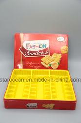 Cassetto del cassetto PVC/Pet/PP dell'alimento di imballaggio di plastica