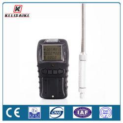 Dispositivo de monitorização de gases do dispositivo portátil do detector de gás CO2