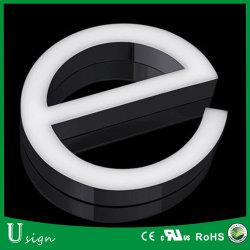 Водонепроницаемый светодиодный индикатор 12в наружной рекламе писем по размещению логотипов