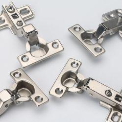 Dobradiça da porta de ferro e gabinete de articulação do braço curto 3001