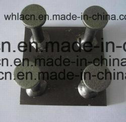 Le béton préfabriqué en acier soudés de fixation de levage Matériel de construction de la plaque d'ancrage