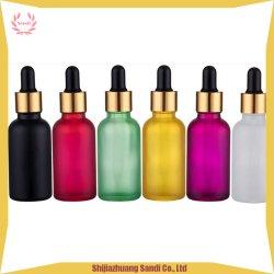 Красочные 10ml 15ml 20ml 30ml 50ml 100 мл косметический бутылки стеклянные для духи или масла
