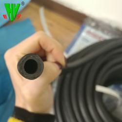 Tubo nero di gomma prefabbricato professionale 1 tubo flessibile di combustibile resistente dell'olio disponibile di 2 formati