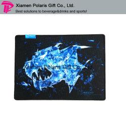 Pk de promoción de espuma de caucho tela mouse pad con logotipo Cmky