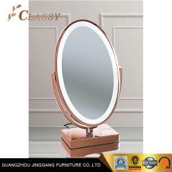 Отражением угол наружного зеркала заднего вида с одной спальней закрывается Gold регулируемые зеркала в ванной комнате отеля