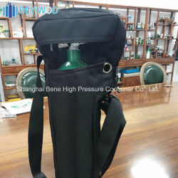 Saco de transporte do cilindro de oxigênio First-Aid bag bolsa médica do cilindro de oxigênio